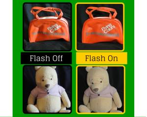 Flash Off