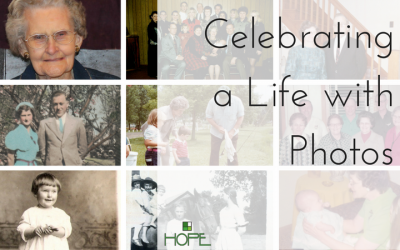 Celebrating a Life in Photos