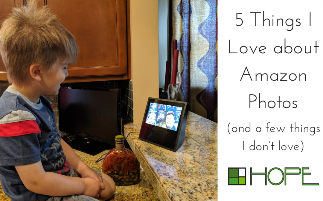5 things I love about Amazon Photos (and a few things I don't)
